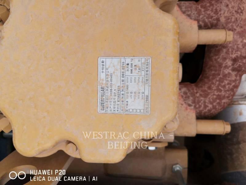 CATERPILLAR KETTEN-HYDRAULIKBAGGER 323D2L equipment  photo 5