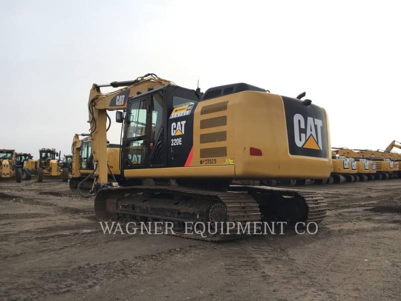 CATERPILLAR トラック油圧ショベル 320EL HMR equipment  photo 3
