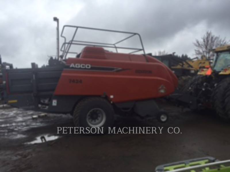 HESSTON CORP SONSTIGES 7434 equipment  photo 2