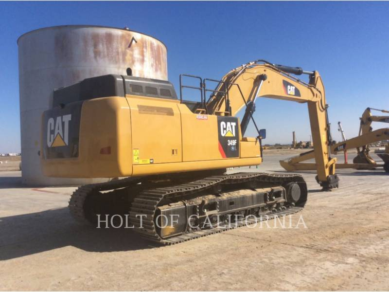 CATERPILLAR ESCAVADEIRAS 349F equipment  photo 3