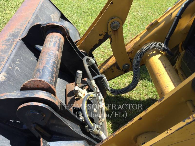 CATERPILLAR BACKHOE LOADERS 430F IT equipment  photo 14