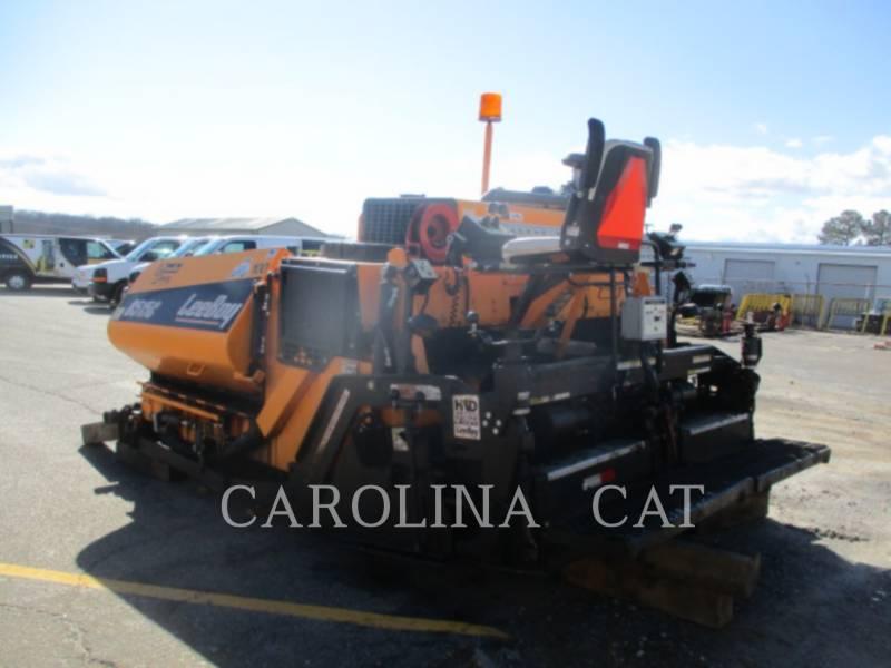 LEE-BOY ASPHALT PAVERS 8515C equipment  photo 1