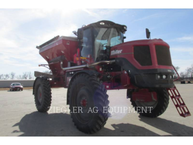 MILLER SPREADER FLOTOARE GC75 equipment  photo 4