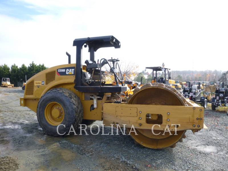 CATERPILLAR VIBRATORY TANDEM ROLLERS CS56B equipment  photo 4