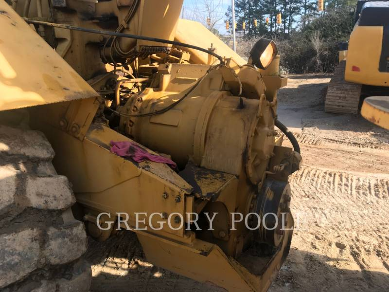 CATERPILLAR MOTOESCREPAS 615C II equipment  photo 13