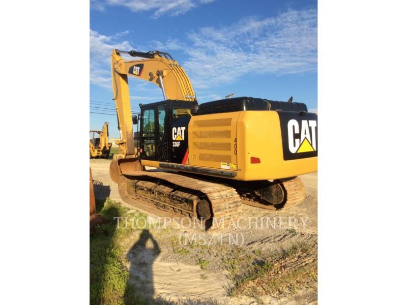 CATERPILLAR トラック油圧ショベル 336F equipment  photo 2