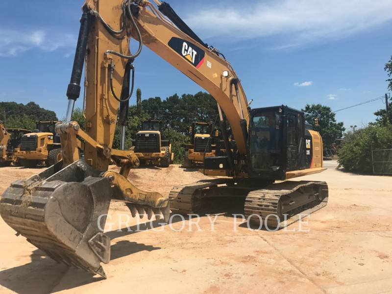 CATERPILLAR PELLES SUR CHAINES 320EL equipment  photo 1