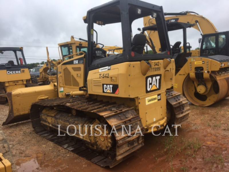 CATERPILLAR TRACTEURS SUR CHAINES D5K LGP equipment  photo 3