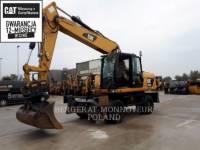 Equipment photo Caterpillar M318D EXCAVATOARE PE ROŢI 1