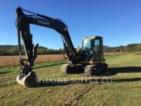 Equipment photo JOHN DEERE 85G TRACK EXCAVATORS 1