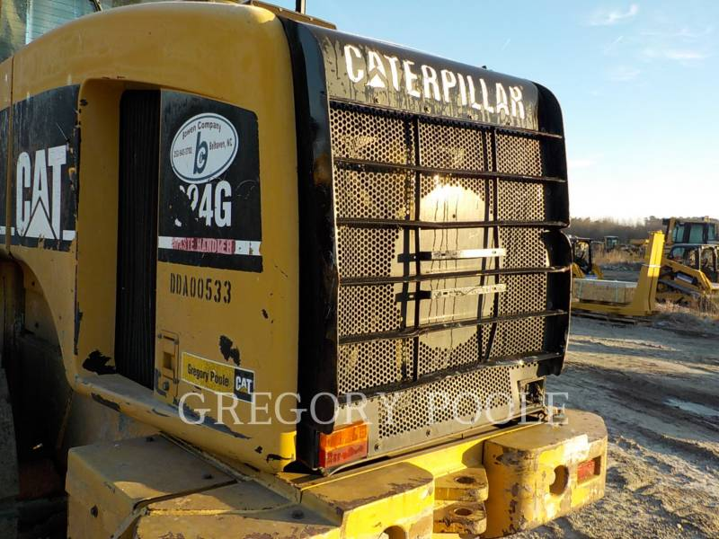 CATERPILLAR PALE GOMMATE/PALE GOMMATE MULTIUSO 924G equipment  photo 12