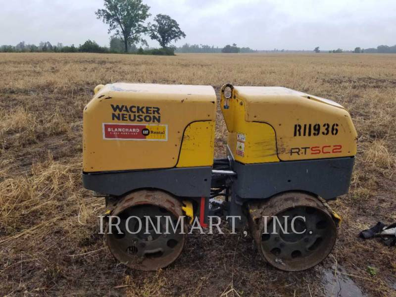 WACKER CORPORATION COMPACTORS RTSC2 equipment  photo 3