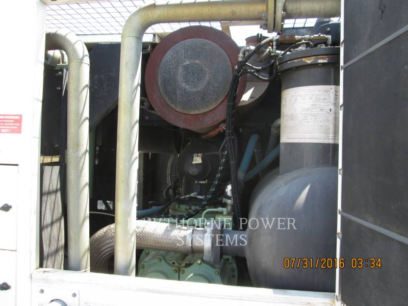 SULLAIR COMPRESSOR DE AR 1600HAF DTQ-CA3 equipment  photo 6