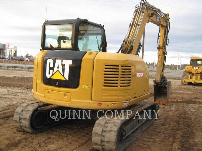 CATERPILLAR PELLES SUR CHAINES 308E2 equipment  photo 4