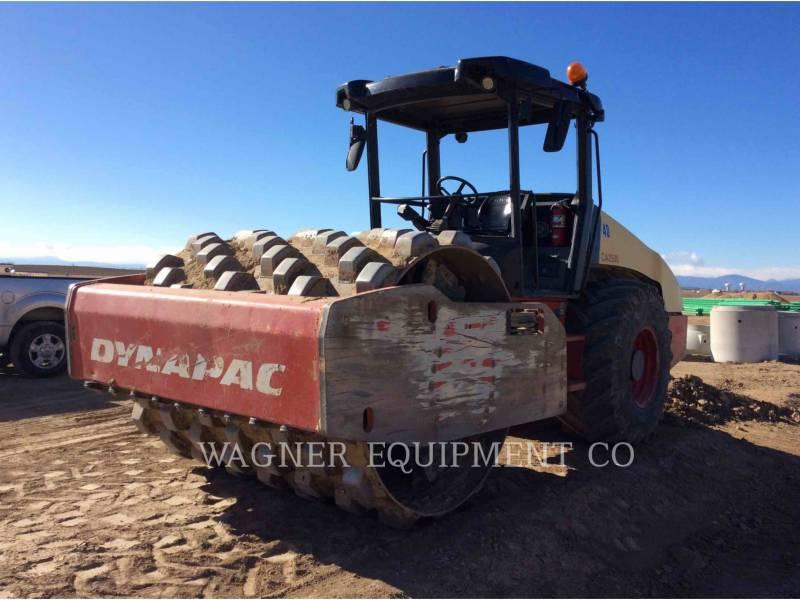 DYNAPAC COMPACTEURS CA2500PD equipment  photo 1