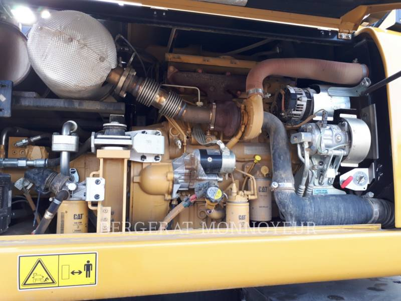 CATERPILLAR KOPARKI KOŁOWE M313D equipment  photo 7