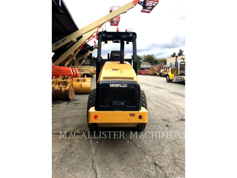 CATERPILLAR COMPACTEUR VIBRANT, MONOCYLINDRE LISSE CS44 equipment  photo 4