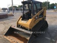 CATERPILLAR DELTALADER 247B3 equipment  photo 2