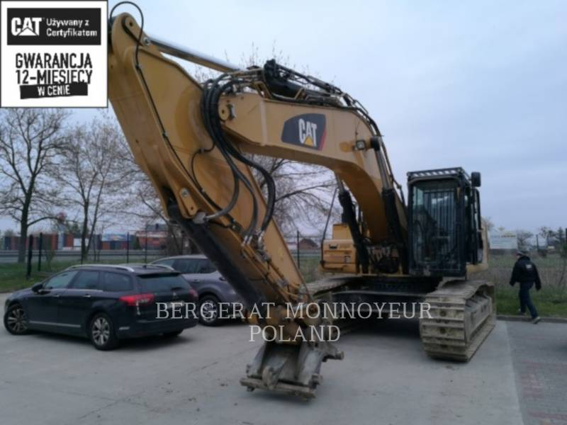 CATERPILLAR ESCAVADEIRAS 336F equipment  photo 1