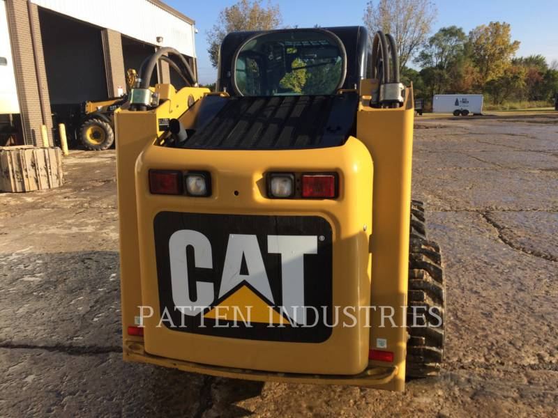 CATERPILLAR MINICARREGADEIRAS 256C 2AIRH equipment  photo 6