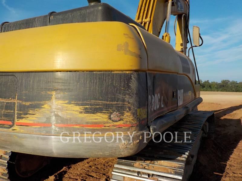 CATERPILLAR TRACK EXCAVATORS 330C L equipment  photo 12