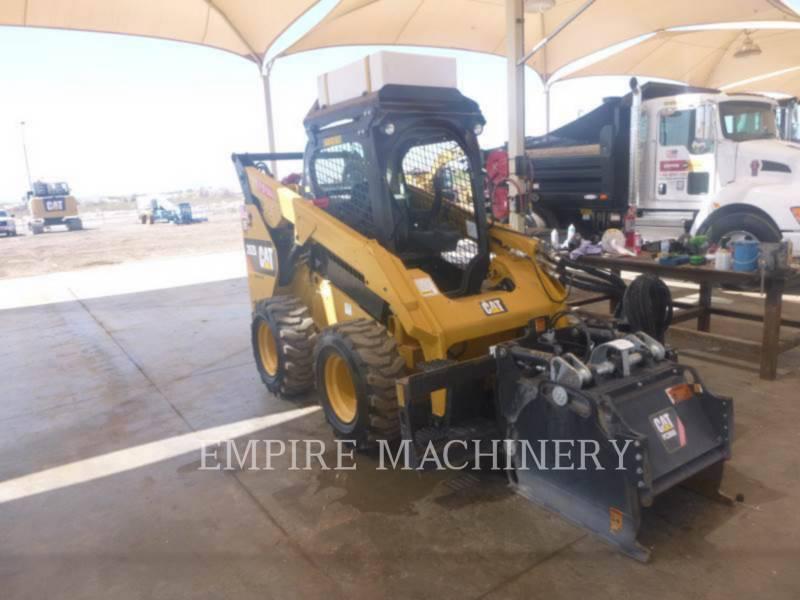 CATERPILLAR PALE COMPATTE SKID STEER 262D equipment  photo 1