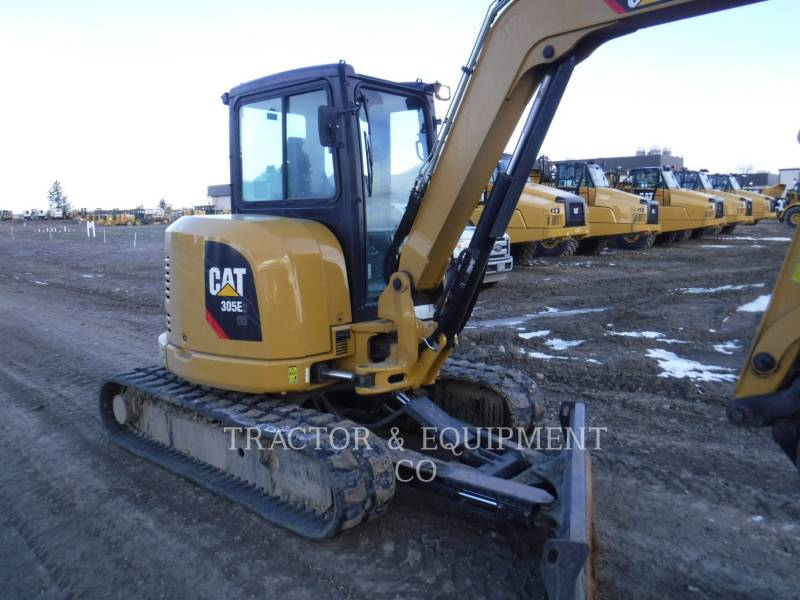 CATERPILLAR PELLES SUR CHAINES 305E2 CRCB equipment  photo 7