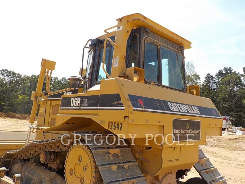CATERPILLAR TRACK TYPE TRACTORS D6R equipment  photo 9