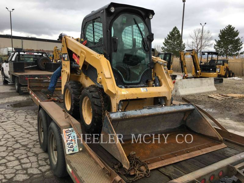 CATERPILLAR CHARGEURS COMPACTS RIGIDES 226D C3 equipment  photo 7