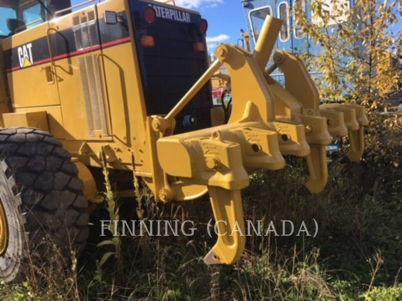 CATERPILLAR NIVELEUSES 16H equipment  photo 3