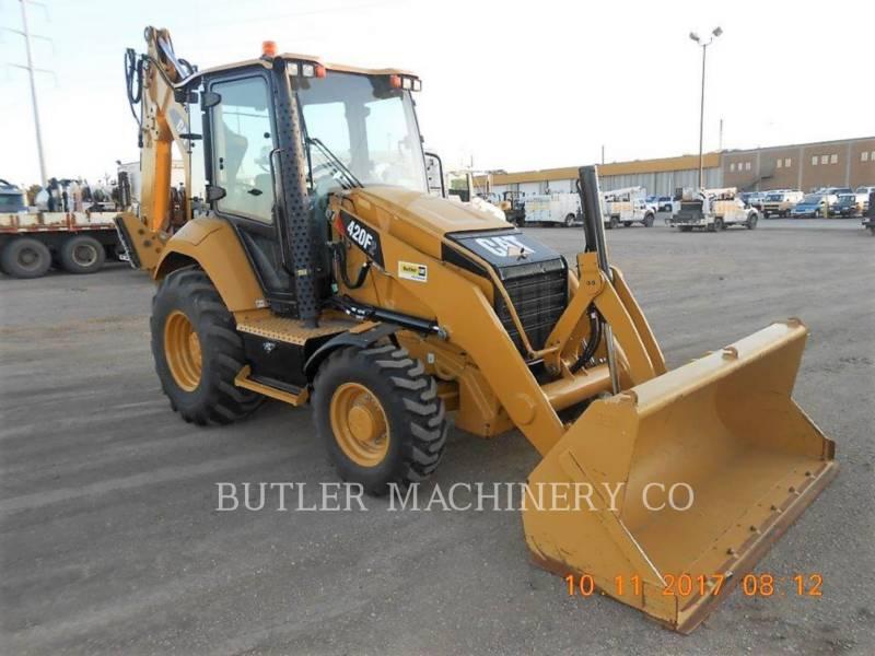 CATERPILLAR バックホーローダ 420F2ST equipment  photo 2