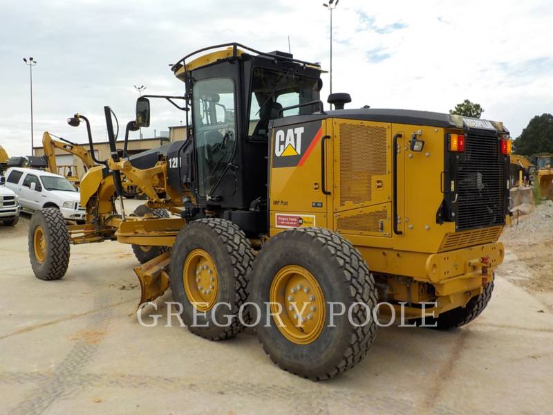 CATERPILLAR NIVELEUSES 12M equipment  photo 6