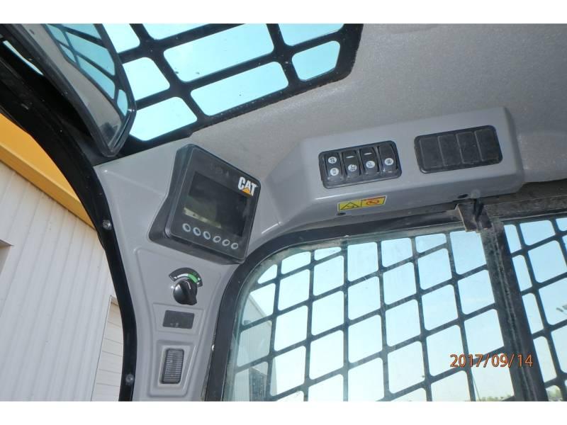 CATERPILLAR CARGADORES MULTITERRENO 289D equipment  photo 16