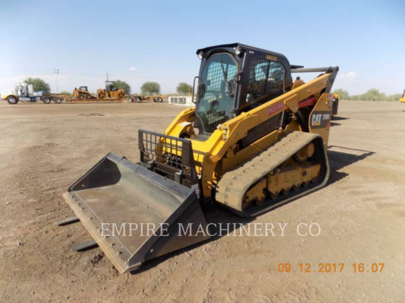CATERPILLAR スキッド・ステア・ローダ 299D CA equipment  photo 4
