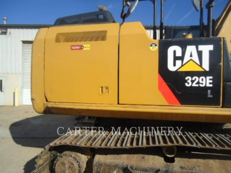 CATERPILLAR TRACK EXCAVATORS 329 E L equipment  photo 7