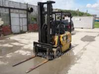 MITSUBISHI CATERPILLAR FORKLIFT EMPILHADEIRAS EP25KPAC equipment  photo 2