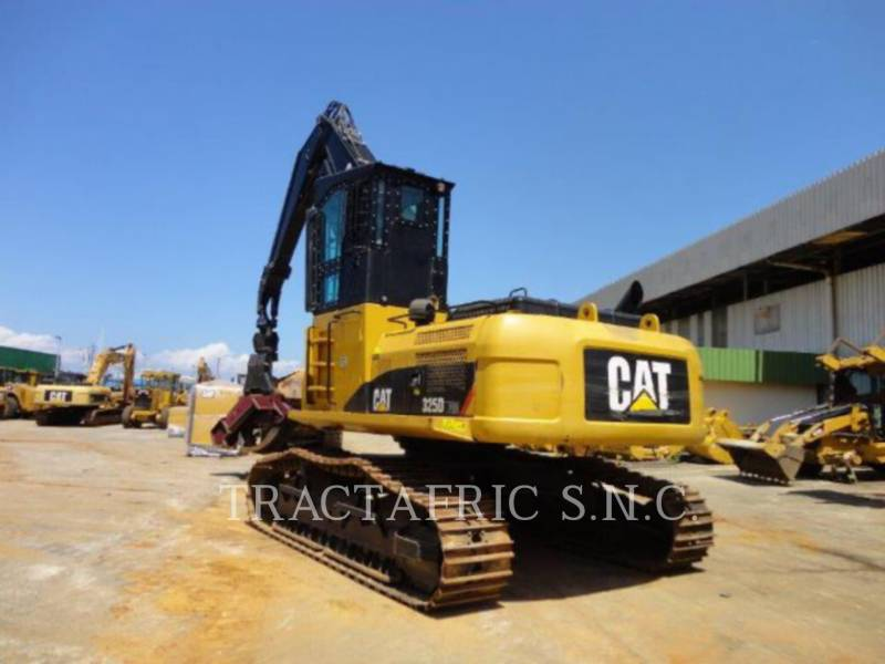 CATERPILLAR FORSTWIRTSCHAFT - HOLZLADER 325DFMLL equipment  photo 5