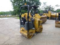 CATERPILLAR TANDEMOWY WALEC WIBRACYJNY DO ASFALTU (STAL-STAL) CB14B equipment  photo 3