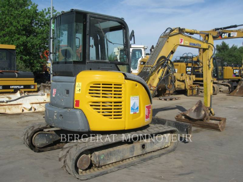 KOMATSU EXCAVADORAS DE CADENAS PC50MR.2 equipment  photo 7