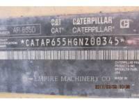 CATERPILLAR PAVIMENTADORES DE ASFALTO AP655D equipment  photo 4