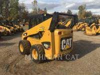 CATERPILLAR SKID STEER LOADERS 252B3 C2Q equipment  photo 3
