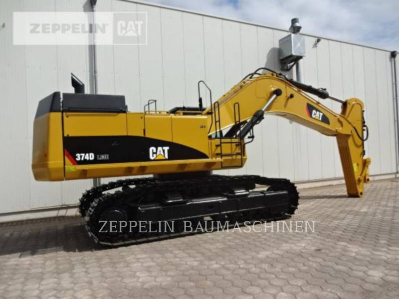 CATERPILLAR ESCAVATORI CINGOLATI 374DL equipment  photo 7