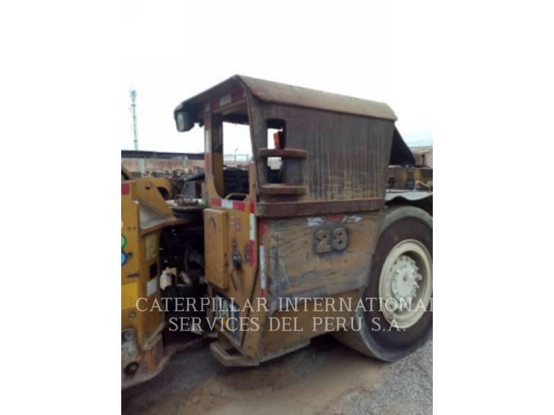 CATERPILLAR UNDERGROUND MINING LOADER R1300G equipment  photo 6
