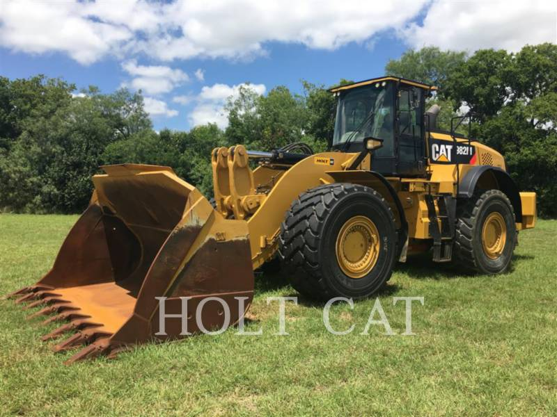 CATERPILLAR WHEEL LOADERS/INTEGRATED TOOLCARRIERS 982M equipment  photo 2