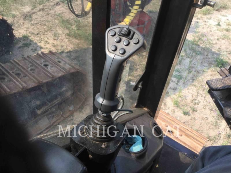 CATERPILLAR Leśnictwo - Rozdrabniacz 501HD equipment  photo 13