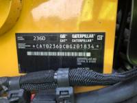 CATERPILLAR MINICARGADORAS 236D equipment  photo 24