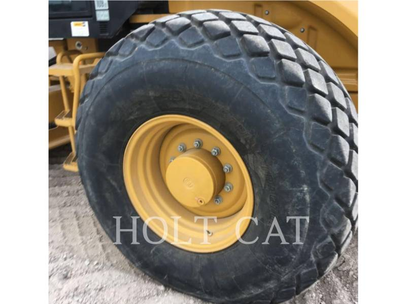 CATERPILLAR EINZELVIBRATIONSWALZE, GLATTBANDAGE CS66B CAB equipment  photo 7