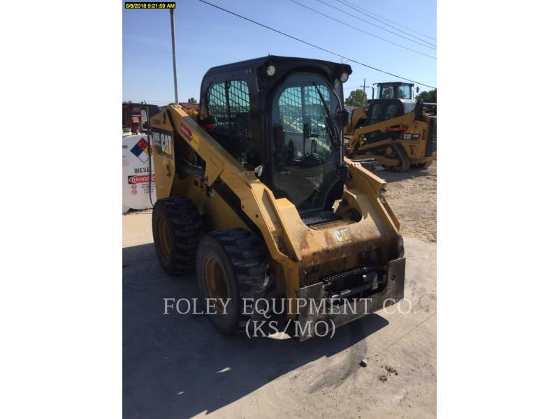 CATERPILLAR MINICARGADORAS 246DSTD1CA equipment  photo 2