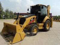 Equipment photo CATERPILLAR 422E BACKHOE LOADERS 1