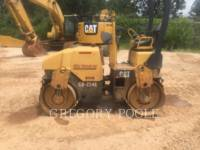 CATERPILLAR VIBRATORY DOUBLE DRUM ASPHALT CB-224E equipment  photo 5